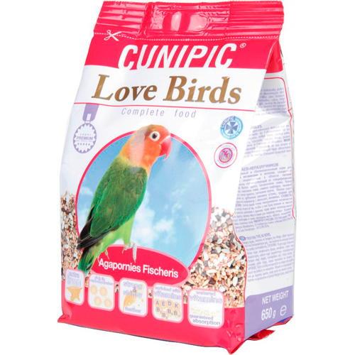 Cunipic Superpremium Alimento completo para agapornis