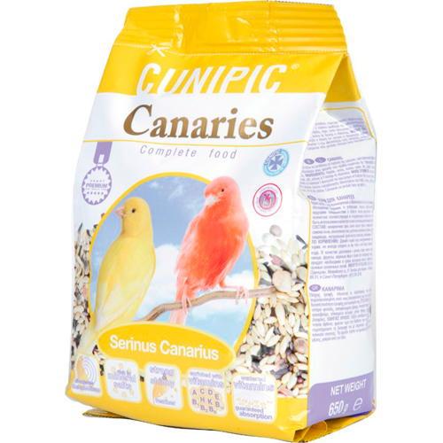 Cunipic Superpremium Alimento completo para canários