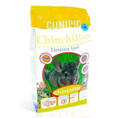 Cunipic Alimento completo para chinchillas