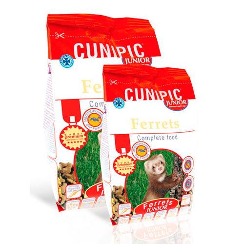 Cunipic Superpremium Alimento completo para Furões Baby