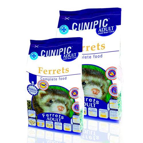 Cunipic Superpremium Alimento completo para Furões adultos