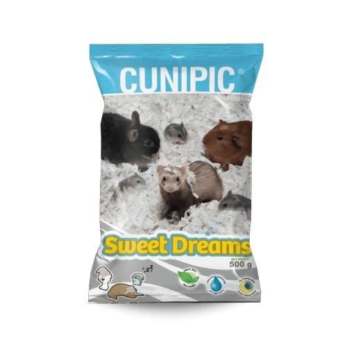 Cunipic Sweet Dreams cama de papel para roedores
