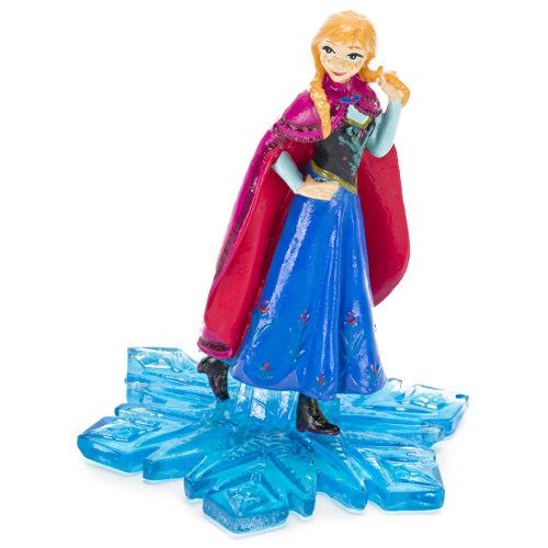 Decoração para aquários mini Anna de Frozen