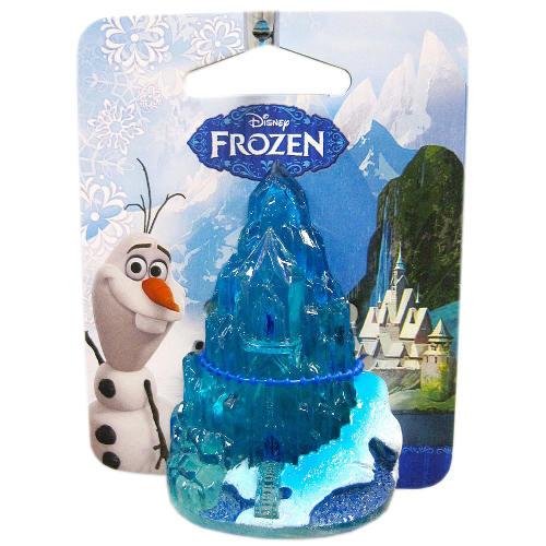 Decoração para aquários mini Castelo de Frozen