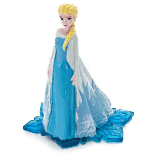 Decoração para aquários mini Elsa de Frozen