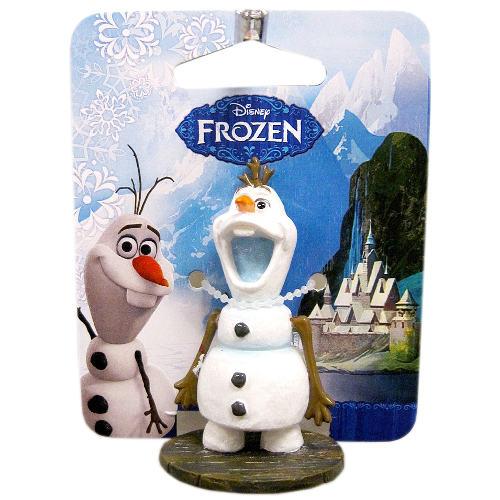 Decoração para aquários mini Olaf de Frozen