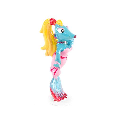 Figura decorativa colorida Brenda