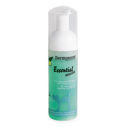 Dermoscent Espuma limpadora natural para gatos