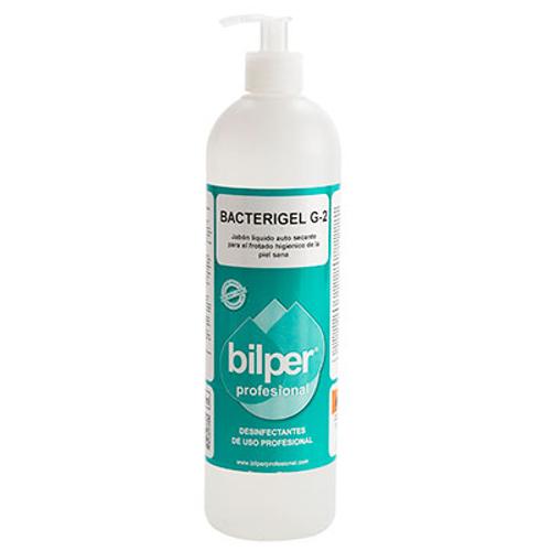 Gel desinfectante para a lavagem de mãos Bacterigel G2