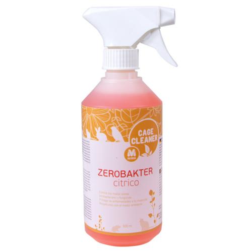 Desinfetante para jaulas e acessórios Zerobakter cítrico