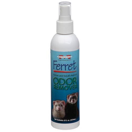 Elimina odores para furões e animais pequenos