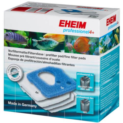 Kit esponja filtrante e almofadas para filtros externos EHEIM