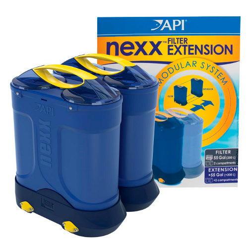 Extensão para filtro externo modular Api Nexx