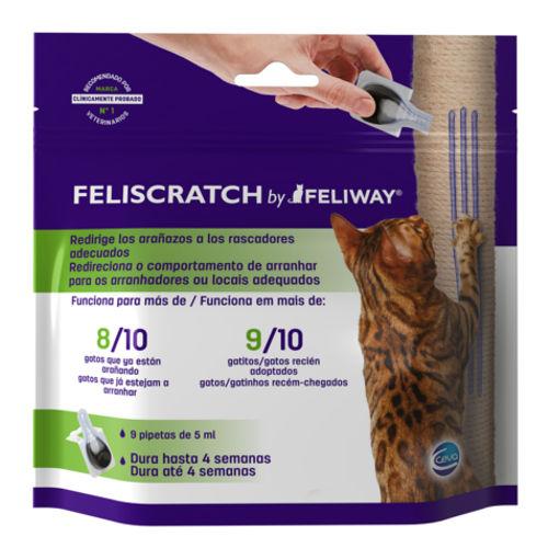 Feliscratch Feliway corretor de conduta e arranhões para gatos