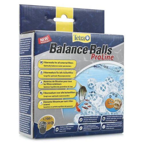 Filtração química para aquário Balance Balls Proline