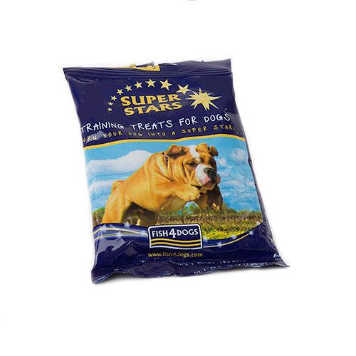 Fish4dogs guloseimas hipoalergénicas   para cães