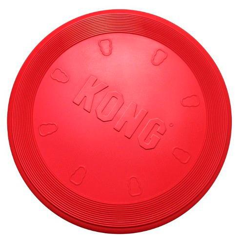 Frisbee para cães adultos Kong Flyer