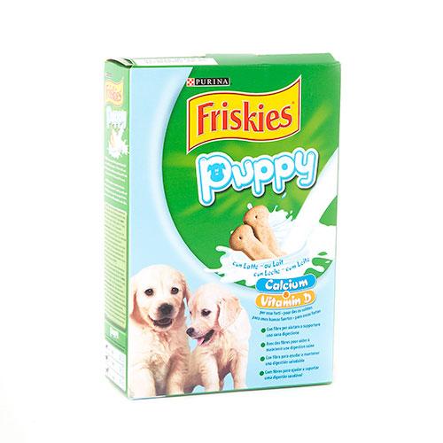 Friskies Puppy Bolachas com leite para cachorros