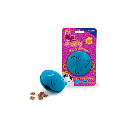 Dispensador de guloseimas Funkitty Twist'n treat para gatos