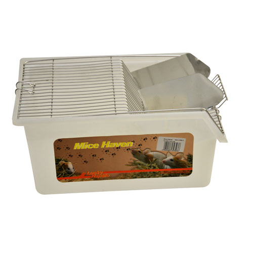 Gaiola canil de roedores para répteis