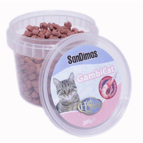 Gambicat guloseimas para gatos