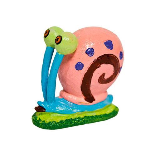 Figura Gary decoração aquários - Vários modelos