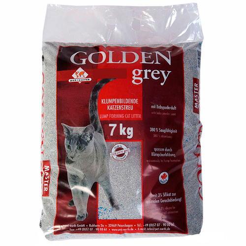 Golden Grey Areia aglomerante fina incríveis resultados!