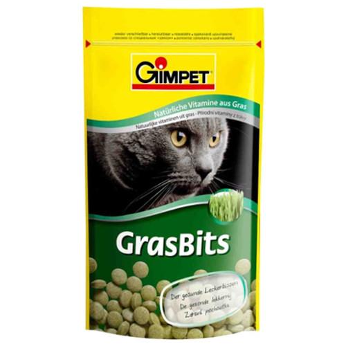 GrasBits comprimidos de erva gateira para gatos