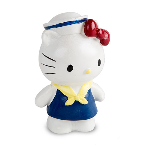 Hello Kitty Figura decorativa - Vários modelos Cor Azul