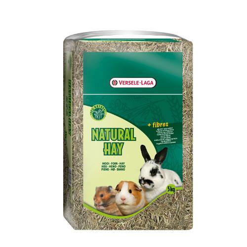Feno para roedores Versele Laga Natural