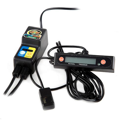 Hygro Therm Controlador de humidade e temperatura