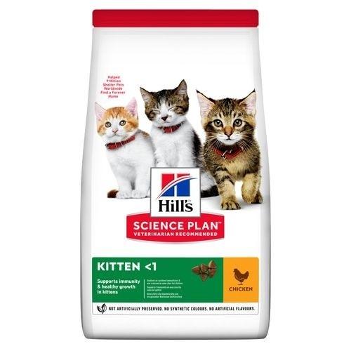 Hill's Feline Kitten frango