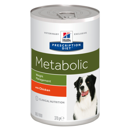 Hills Prescription Diet Canine Metabolic Húmido Perda de peso