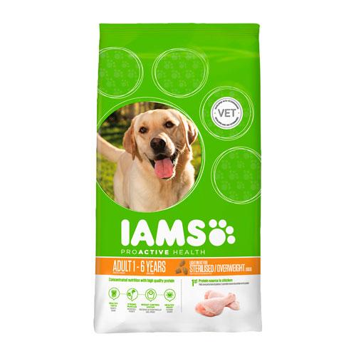 IAMS Proactive para cães adultos light