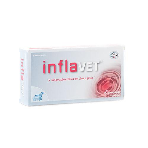 Anti-inflamatório natural contra a inflamação crónica Inflavet
