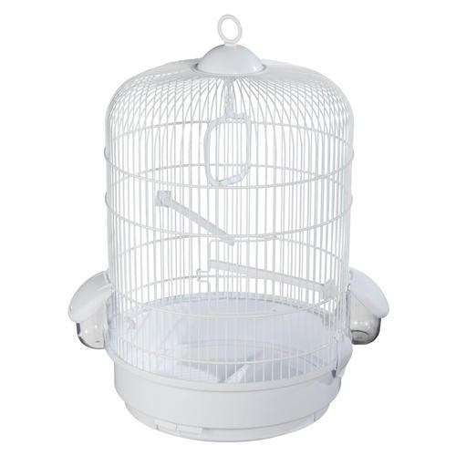 Gaiola para pássaros redonda grande