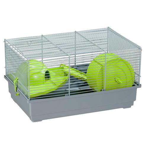 Jaula pequena com escadas especial para hamster russo-roborowsky