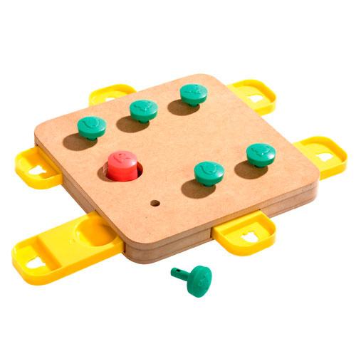 Jogo de inteligência Doggy Brain Train Cube