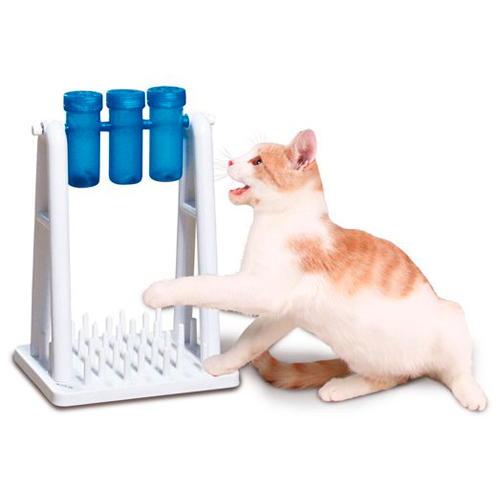 Jogo de inteligência Cat activity Turn around para gatos