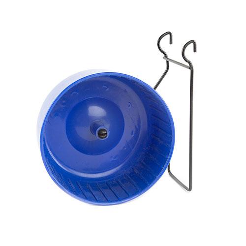 Brinquedo para roedores Irresistible roda de exercício para hámsteres