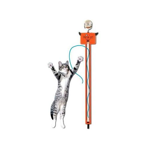 Loucura felina brinquedo interactivo