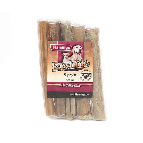 Snack para cães fSnack para cães pauzinhos na peleerida na pele