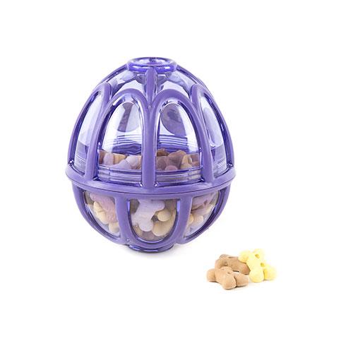Bola dispensadora de comida Kibble Nibble para cães