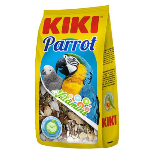KIKI Alimento completo para Papagaios e Caturritas