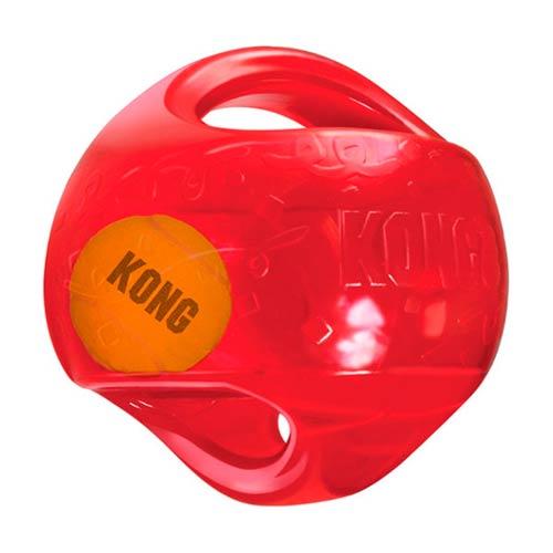 KONG Jumbler bola para cães 2 em 1