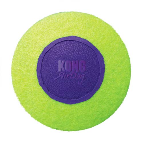KONG Air Dog Squeaker Disc frisbee para cães