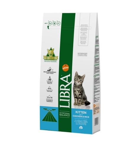 Libra Kitten para Gatos
