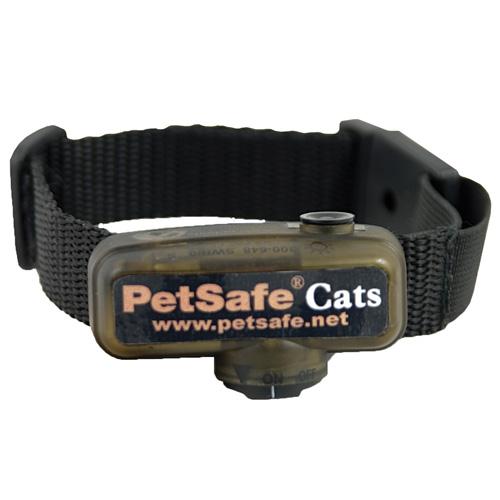 .Limitador de zona exterior para gatos, coleira adicional