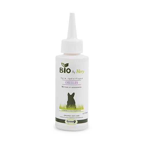 Limpador de ouvidos Hery BIO para cães