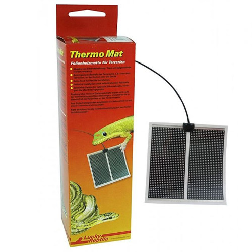 Lucky Reptile Manta aquecedora para répteis Thermo Mat